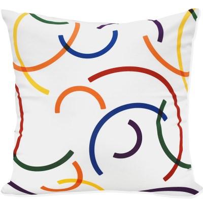 Danke Rainbow Cushion