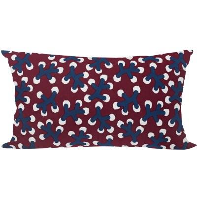 30 Raspberry Cushion by Linda Svensson