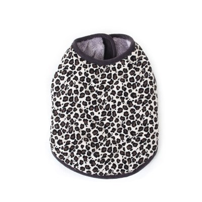 CODUROY_QUILTING_VEST-CHACOAL_LEOPARD