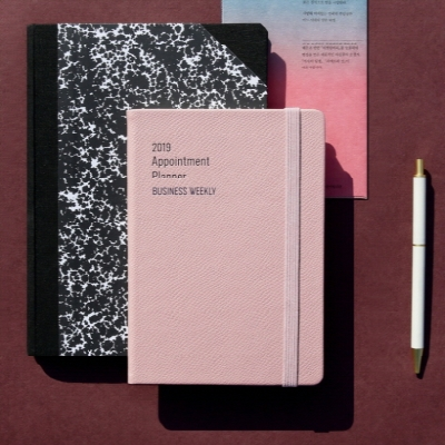 2019 Appointment Planner [B6 Business Weekly Plan]_(743052)
