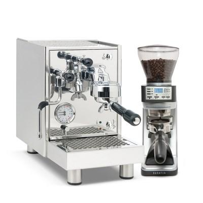 베제라 BZ07 PM 커피머신+바라짜 세테 270W 그라인더 SET