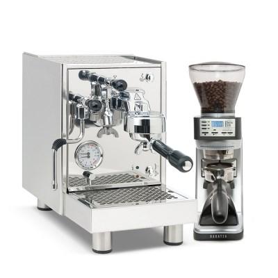 베제라 BZ07 PM 커피머신+바라짜 세테 270 그라인더 SET