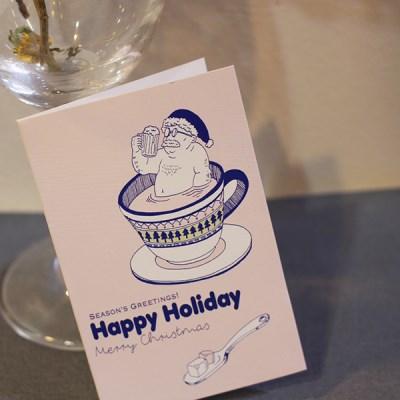 아이씨엘 크리스마스  카드- UNIQ  10세트