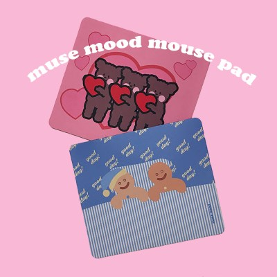 [뮤즈무드] muse mood mouse pad