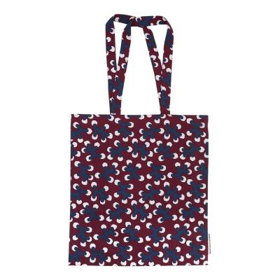 Raspberry Square Bag  by Linda Svensson