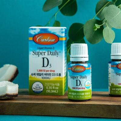 비타민 D3드롭 1000IU (365일분)