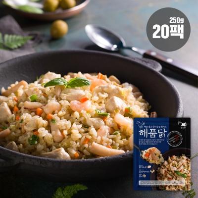 [헬스앤뷰티]해품닭 필라프 20팩
