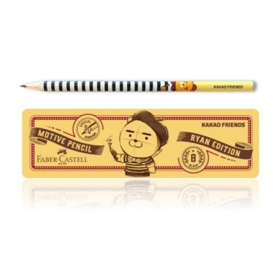 파버 카스텔 카카오프렌즈 라이언 연필 세트 136405_(988234)