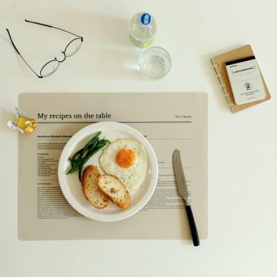 실리콘 테이블매트 - 11 My recipe
