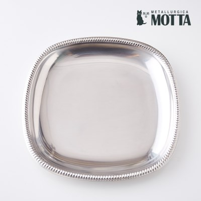 모타 산마르코 사각접시 21 스텐 접시