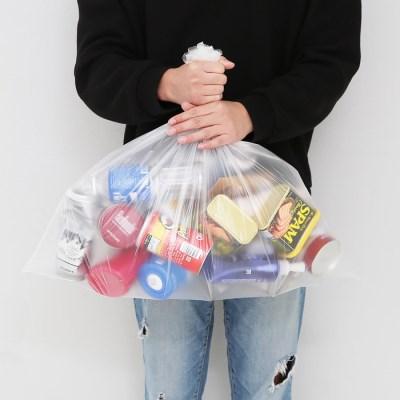 모던데일 분리수거함 비닐봉투 40L(100매)