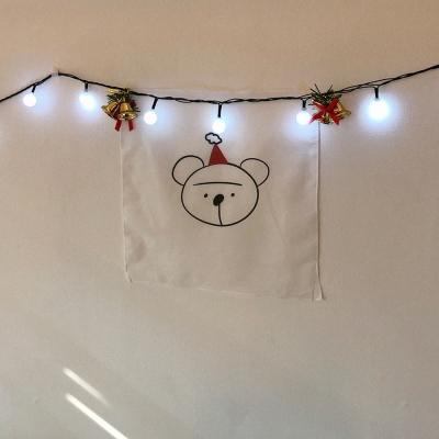 [패브릭포스터]Christmas Bear