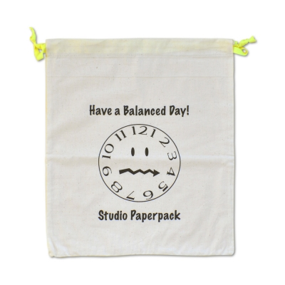 Balanced Day Pouch
