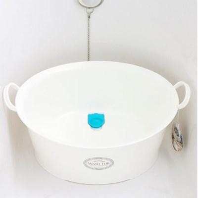 일본산 레이카 빨래통 겸 설거지통