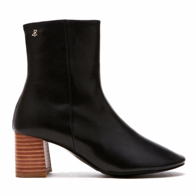 (SY)_Soy boots_Black (W)