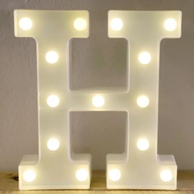 LED 앵두전구 조명등 알파벳 H_(301650737)