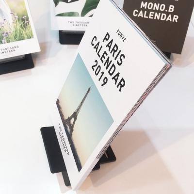 [퍼니즈] 엽서형 캘린더  거치대 / 달력 거치대