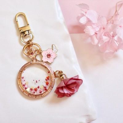 벚꽃봄 키링