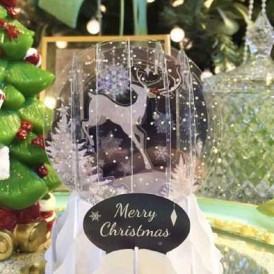 신박한 크리스마스 입체카드 14Type