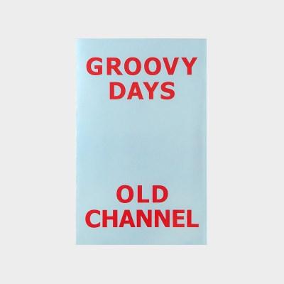 GROOVY DAYS DIARY - Sky Blue