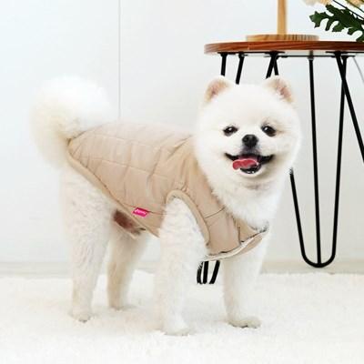 패리스독 이지원 경량 강아지 패딩_(1045765)