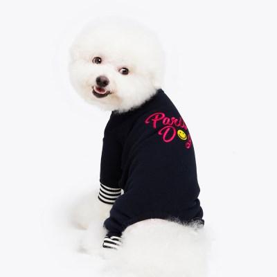 패리스독 강아지옷 스마일 올인원_(1013923)