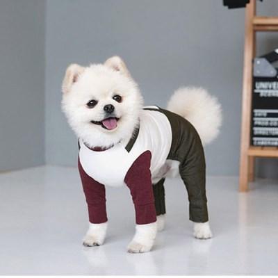패리스독 강아지옷 데일리 올인원_(1013920)