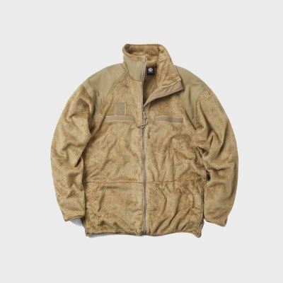 [ROTHCO] GENERATION LEVEL 3 ECWCS FLEECE JACKET (COYOTE BROWN)