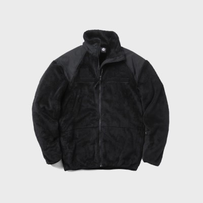 [ROTHCO] GENERATION LEVEL 3 ECWCS FLEECE JACKET (BLACK)