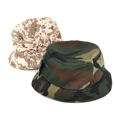 [ROTHCO] CAMO BUCKET HAT (3 COLOR) 버킷햇 카모