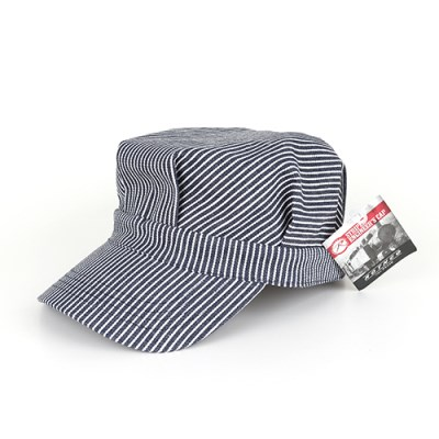 [ROTHCO] 5448 HICKORY STRIPED ENGINEER CAP 히코리 엔지니어캡