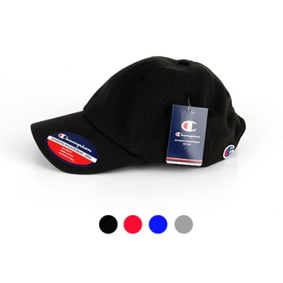 [CHAMPION USA] CS4001 JERSEY KNIT DAD CAP (4 COLORS)