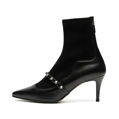 PP8014 Manong Boots Black