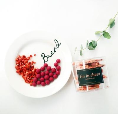 딸기 바크초콜릿