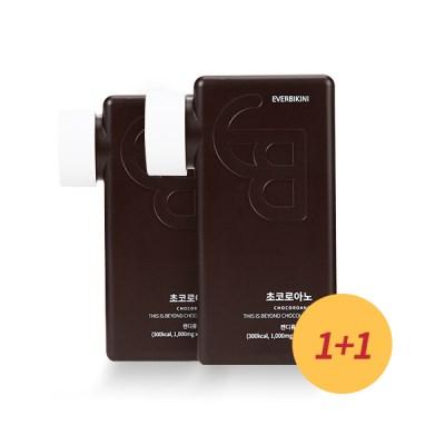 에버비키니 달콤한간식 초코로아노 84정 1+1