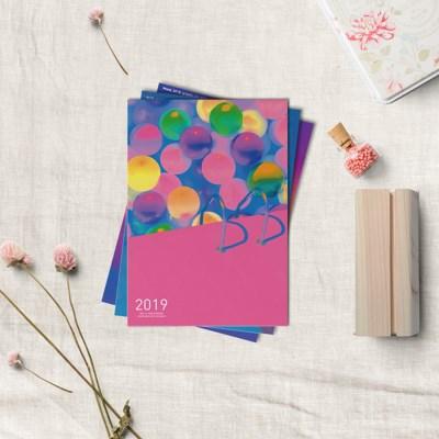[heesoo] 2019 Calendar