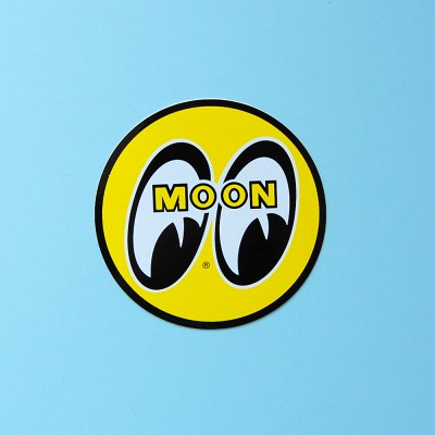 레이싱 스티커-MOON(7cm)