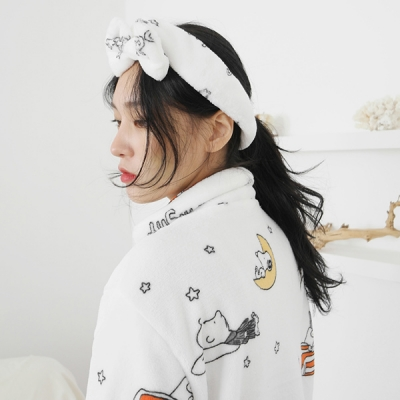 Good night snoopy pajamas set