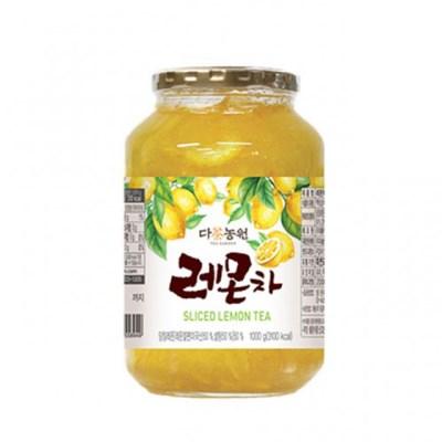 다농원 레몬차 1kg_(732515)