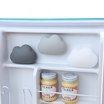 기본형 구름모양 냉장고 탈취제1개(랜덤)