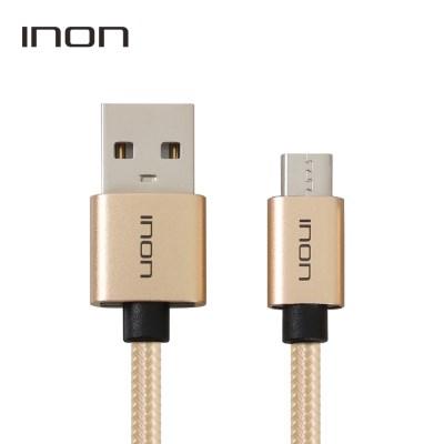 아이논 USB 마이크로 5핀 고속충전 데이터 케이블 IN-CAUM101