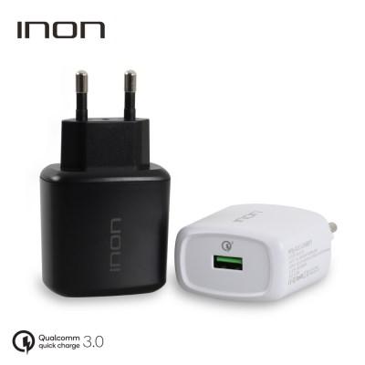 아이논 퀵차지3.0 1포트 USB 고속 충전기 IN-UC110