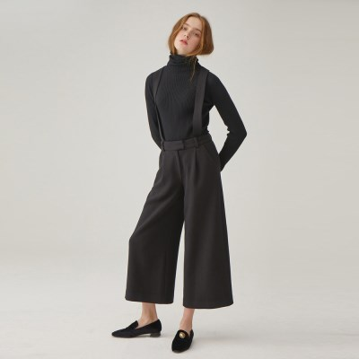 MANHATTAN PANTS (BLACK)