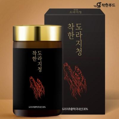 [착한푸드] 착한 도라지청 250g 1병