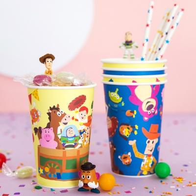 [Disney]토이스토리_파티컵(10ea)(종이컵,13oz)