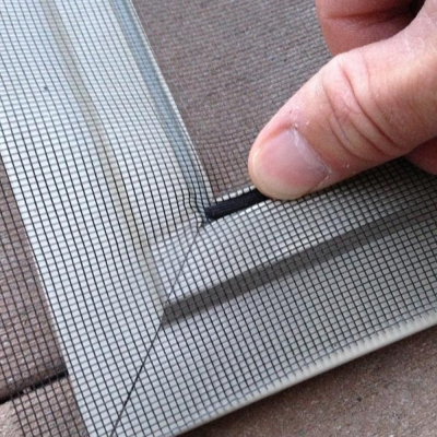 숨틀 - 미세먼지 나노창문필터 - 설치부자재 3종