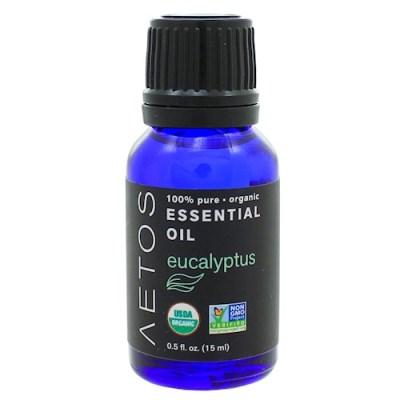 [세븐허브] Aetos 유기농 유칼립투스 에센셜 오일
