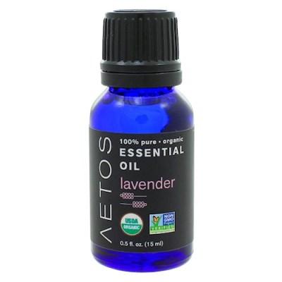 [세븐허브] Aetos 유기농 라벤더 에센셜 오일 2+1개