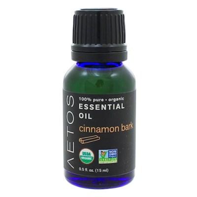 [세븐허브] Aetos 유기농 시나몬 에센셜 오일 2+1개
