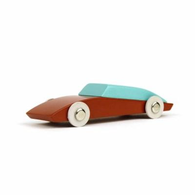 아이코닉토이즈 Floris Hovers Duotone #3 원목자동차 장난감